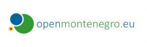 open montenegro new logo